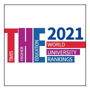 2021年THE世界大学生命科学学科排名