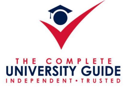 2022年CUG英国大学排名发布,牛津大学夺冠!